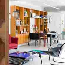 Фото из портфолио Бабушкина квартира в Сан-Паулу – фотографии дизайна интерьеров на INMYROOM