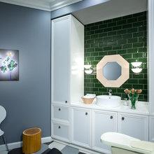 Фото из портфолио L'Aura Spa – фотографии дизайна интерьеров на InMyRoom.ru
