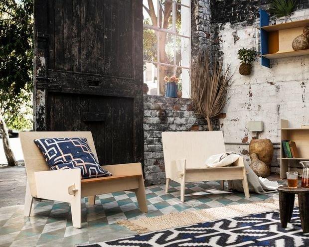 Фотография: Терраса в стиле Лофт, Гид, ИКЕА – фото на INMYROOM