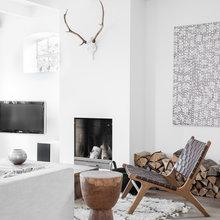 Фото из портфолио Гостиная и Природные материалы, прекрасное сочетание – фотографии дизайна интерьеров на InMyRoom.ru