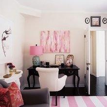Фотография: Гостиная в стиле Кантри, Декор интерьера, Дизайн интерьера, Декор, Цвет в интерьере – фото на InMyRoom.ru