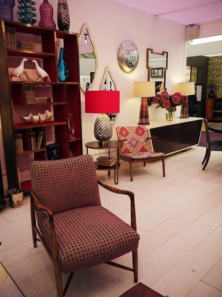 Фотография: Мебель и свет в стиле Прованс и Кантри, Классический, Современный, Эклектика, Индустрия, События, Лондон, B&B Italia – фото на InMyRoom.ru