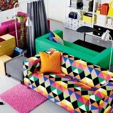 Фотография: Гостиная в стиле Современный, Карта покупок, Индустрия, IKEA – фото на InMyRoom.ru