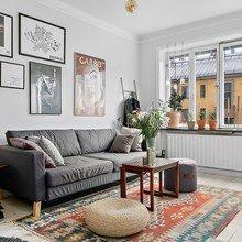Фото из портфолио Åsögatan 176  Sofia, Stockholm – фотографии дизайна интерьеров на InMyRoom.ru