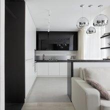 Фото из портфолио Припыленный черный – фотографии дизайна интерьеров на INMYROOM