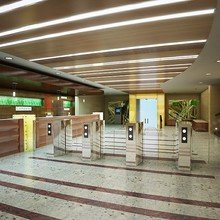 Фото из портфолио Таганка плаза — Офисный центр. – фотографии дизайна интерьеров на INMYROOM