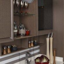 Фото из портфолио Кухня Quadro -НОВИНКА  – фотографии дизайна интерьеров на InMyRoom.ru