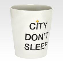 Кашпо Город не спит