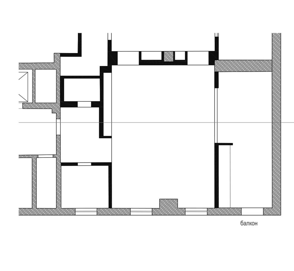 Фотография: Планировки в стиле , Лофт, Квартира, Дома и квартиры, Минимализм – фото на InMyRoom.ru