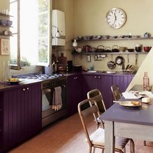 Фотография: Кухня и столовая в стиле , Дом, Дома и квартиры – фото на InMyRoom.ru