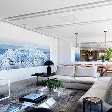 Фото из портфолио Реконструкция дома в Рио-де-Жанейро – фотографии дизайна интерьеров на InMyRoom.ru