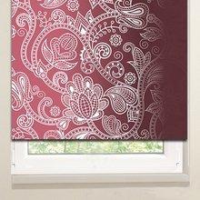 Рулонные шторы: Белые кружева