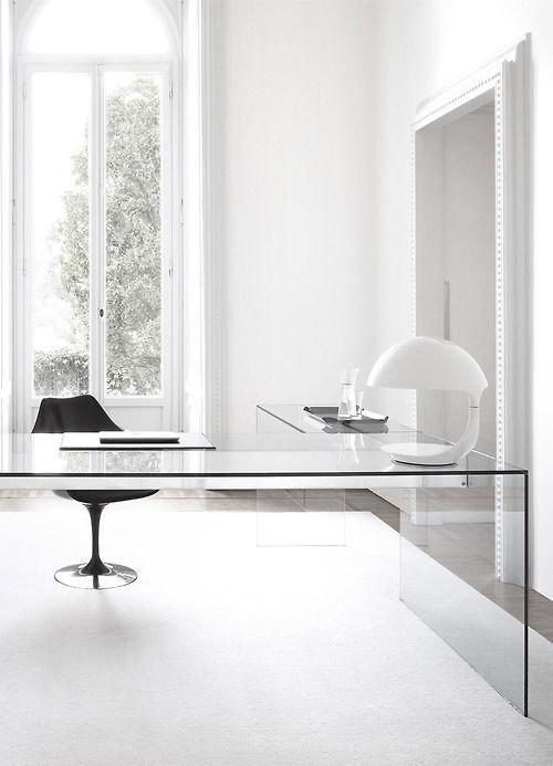 Фотография: Офис в стиле Скандинавский, Современный, Квартира, Дома и квартиры – фото на InMyRoom.ru