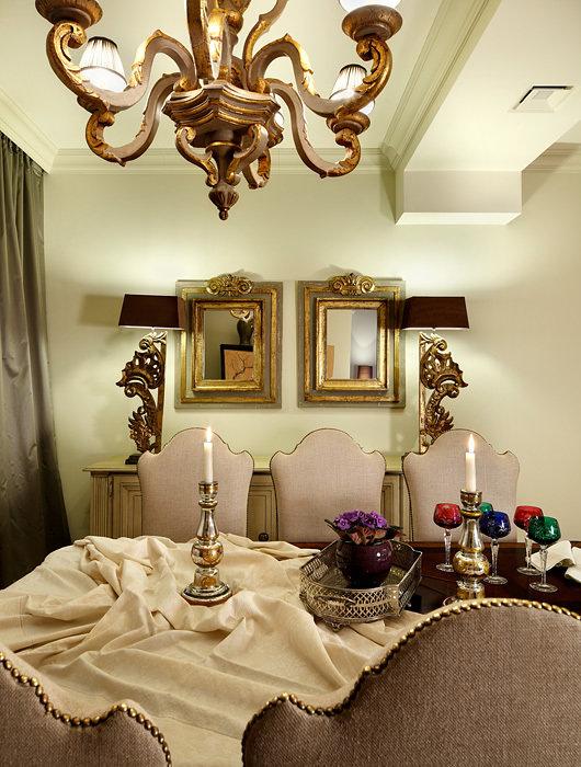 Фотография: Кухня и столовая в стиле Восточный – фото на INMYROOM