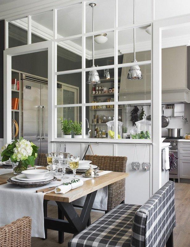 Фотография: Кухня и столовая в стиле Лофт, Скандинавский, Декор интерьера, Мебель и свет – фото на InMyRoom.ru
