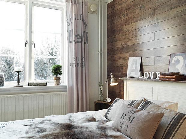 Фотография: Спальня в стиле Прованс и Кантри, Декор интерьера, Квартира, Белый – фото на InMyRoom.ru