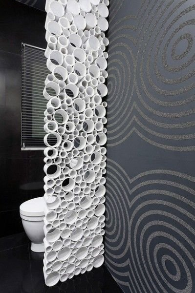 Фотография: Ванная в стиле Хай-тек, Декор интерьера, Мебель и свет – фото на InMyRoom.ru