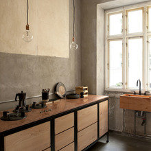 Фото из портфолио Благородная патина в Копенгагене – фотографии дизайна интерьеров на InMyRoom.ru