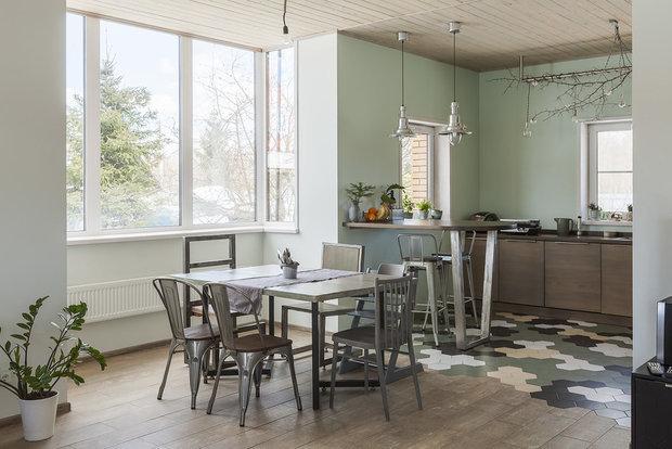 Фотография: Кухня и столовая в стиле Скандинавский, Квартира, Гид, Герой InMyRoom – фото на InMyRoom.ru
