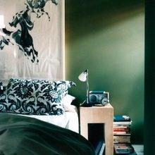Фотография: Спальня в стиле Современный, Декор интерьера, Декор дома, Цвет в интерьере, Белый, Бассейн – фото на InMyRoom.ru