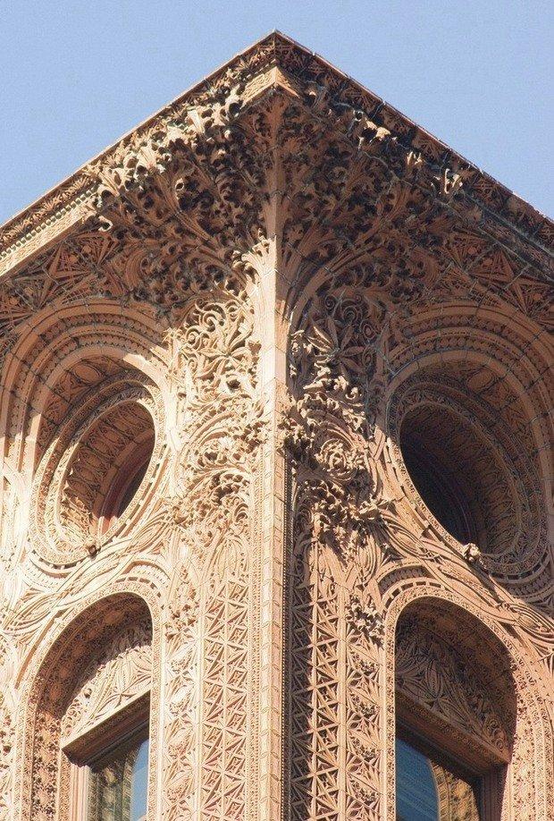 Фотография: Архитектура в стиле Классический, Современный, Дома и квартиры, Городские места, Нью-Йорк, Барселона – фото на InMyRoom.ru