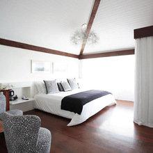 Фотография: Спальня в стиле Современный, Минимализм, Дома и квартиры, Городские места, Отель, Бразилия – фото на InMyRoom.ru