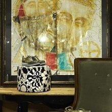 Фото из портфолио Модный бутик в историческом интерьере – фотографии дизайна интерьеров на InMyRoom.ru