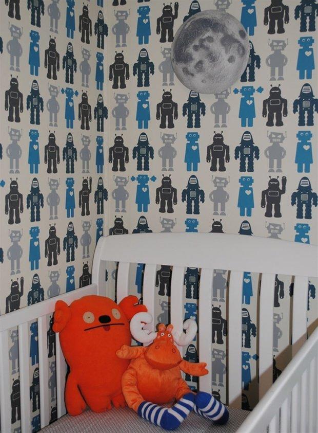 Фотография: Детская в стиле Скандинавский, Современный, Декор интерьера, Декор дома – фото на InMyRoom.ru