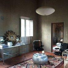Фотография: Гостиная в стиле Лофт, Восточный, Дом, Дома и квартиры – фото на InMyRoom.ru
