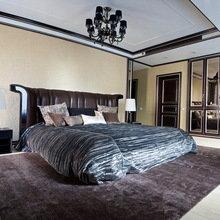 Фотография: Спальня в стиле Эклектика, Квартира, Дома и квартиры, Ар-деко, Неоклассика – фото на InMyRoom.ru
