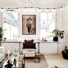 Фото из портфолио Скандинавский интерьер в квартире – фотографии дизайна интерьеров на INMYROOM