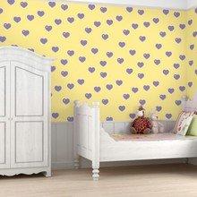 Фотография: Детская в стиле Современный, Декор интерьера, Декор дома, Обои – фото на InMyRoom.ru