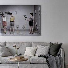 Фото из портфолио BIRGER JARLSGATAN 53 – фотографии дизайна интерьеров на INMYROOM