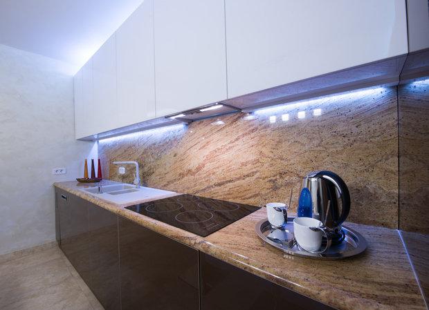 Фотография: Кухня и столовая в стиле , Интерьер комнат – фото на InMyRoom.ru
