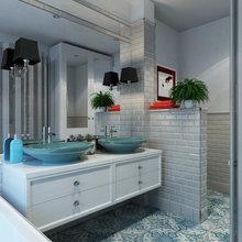 Фото из портфолио Дизайн-проект квартиры. – фотографии дизайна интерьеров на INMYROOM