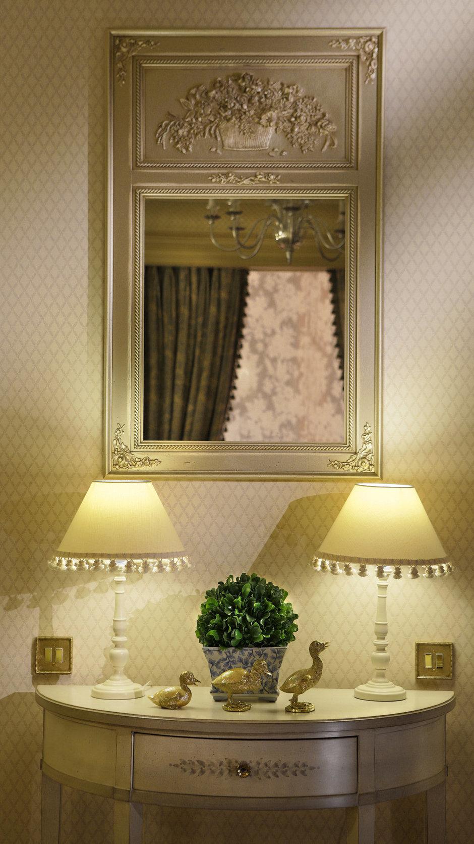 Фотография: Декор в стиле Классический, Квартира, Дома и квартиры, Проект недели – фото на InMyRoom.ru