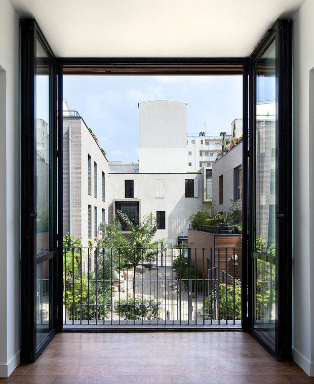 Фотография: Балкон, Терраса в стиле Скандинавский, Дома и квартиры, Городские места – фото на InMyRoom.ru