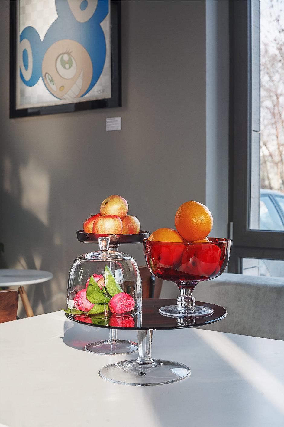 Фотография:  в стиле , Проект недели, Москва, Ресторан, ID project – фото на InMyRoom.ru