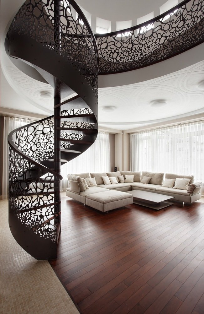 Малогабаритная квартира в современных элементах