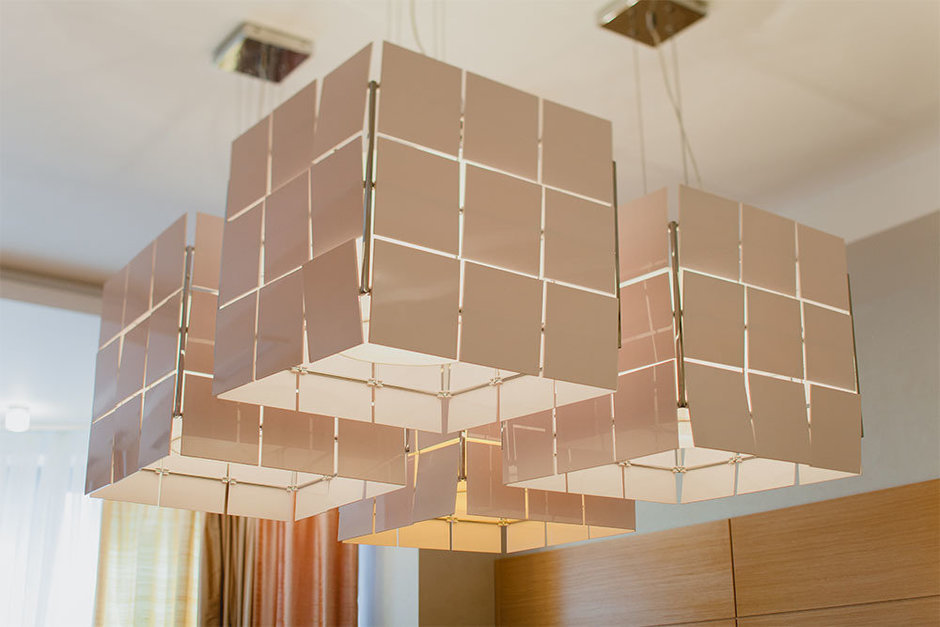 Фотография: Мебель и свет в стиле Современный, Квартира, Дома и квартиры, Москва – фото на InMyRoom.ru