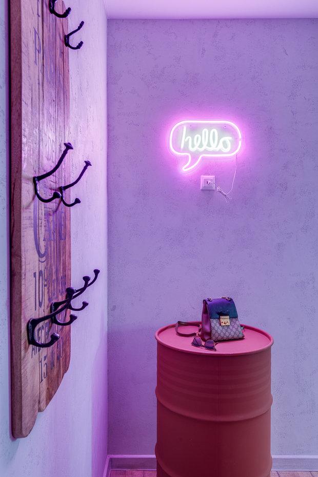 Фотография: Прихожая в стиле Лофт, Малогабаритная квартира, Квартира, Студия, Проект недели, Красногорск, до 40 метров, Элина Богомолова – фото на INMYROOM