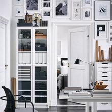 Фото из портфолио  IKEA : Офисная мебель для дома  – фотографии дизайна интерьеров на INMYROOM