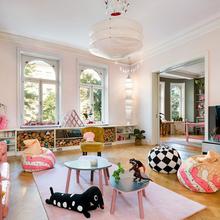 Фото из портфолио Ностальгия по детству в современной интерпретации – фотографии дизайна интерьеров на InMyRoom.ru