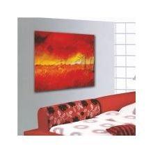 Декоративная картина на холсте: Зажигая пламя