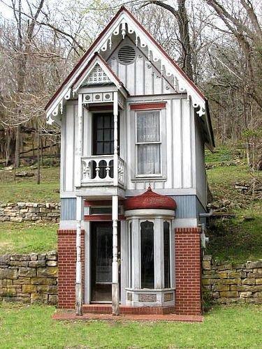 Фотография: Архитектура в стиле Эклектика, Дом, Дача, Гид, Дом и дача – фото на INMYROOM
