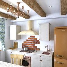 Фото из портфолио кухня и гостинная – фотографии дизайна интерьеров на INMYROOM