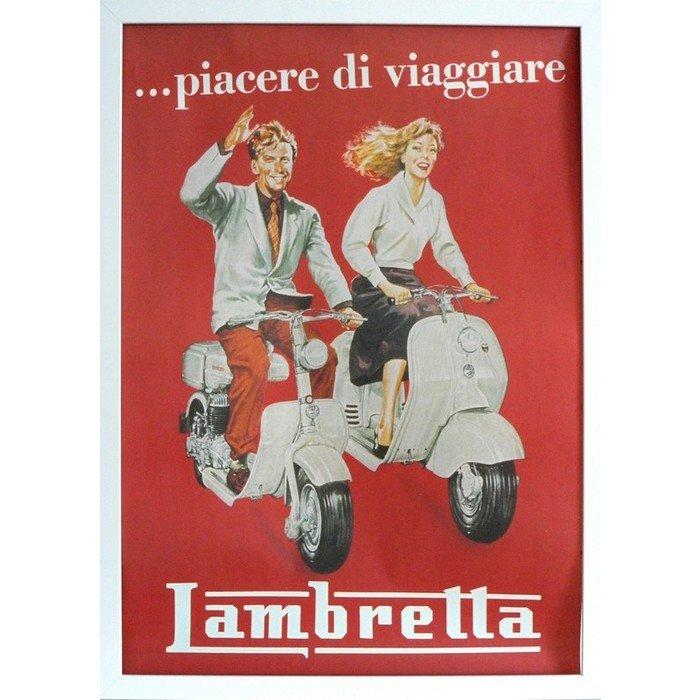 Постер Lambretta
