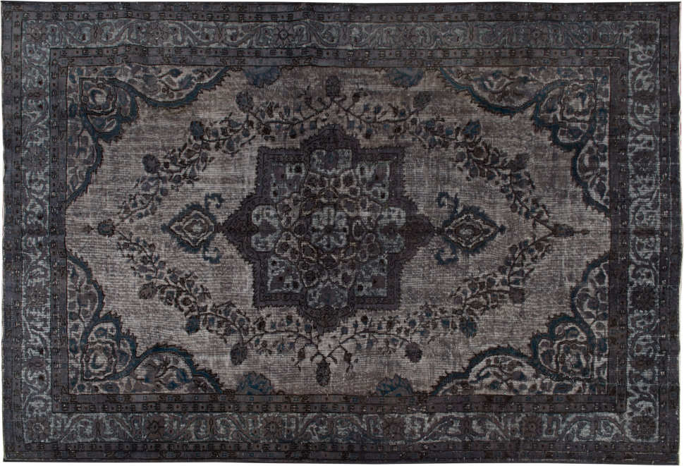 Винтажный ковер Carved 310x215, inmyroom, Пакистан  - Купить