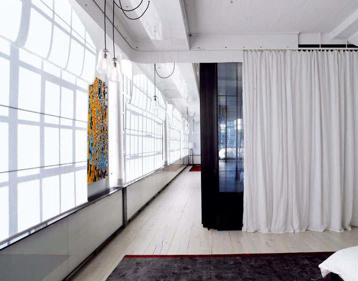Фотография:  в стиле Скандинавский, Современный, Лофт, Квартира, Дома и квартиры, Проект недели, Индустриальный – фото на InMyRoom.ru