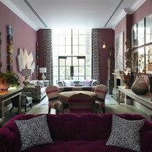 Фотография: Гостиная в стиле Восточный, Дома и квартиры, Городские места, Отель, Большие окна – фото на InMyRoom.ru